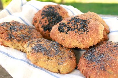 gluten-free buns